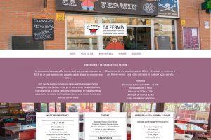 sitio web Ca Fermin